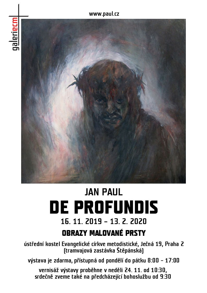 Jan Paul 2019 galeriECM